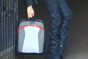 Lauren Sport bag convertible backpack tote bag travel bag