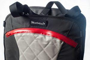 lauren sport bag, weatherproof, vegan, cruelty-free, animal-free, convertible bag