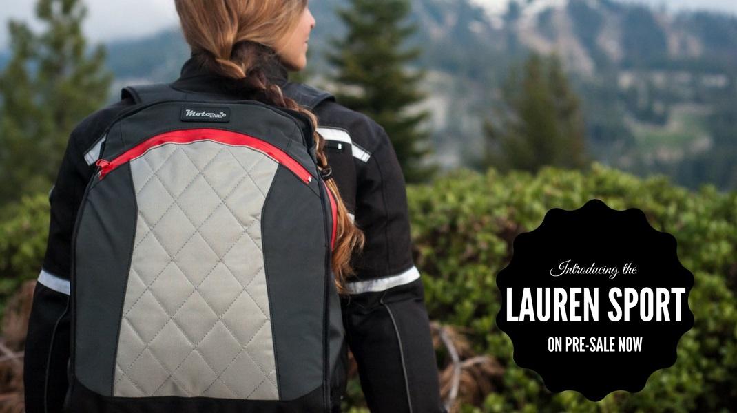 lauren sport, vegan bag, cruelty-free, animal-free, weatherproof