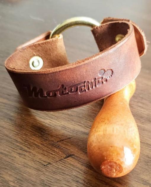 Madison leather bracelet
