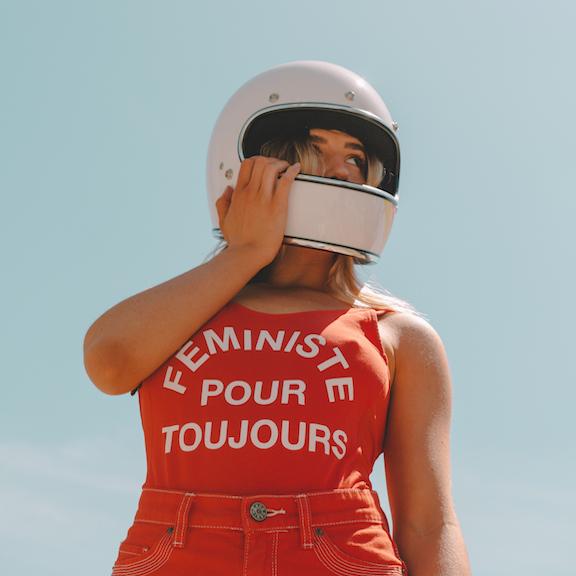 Andria Yu - MotoChic Gear Blog
