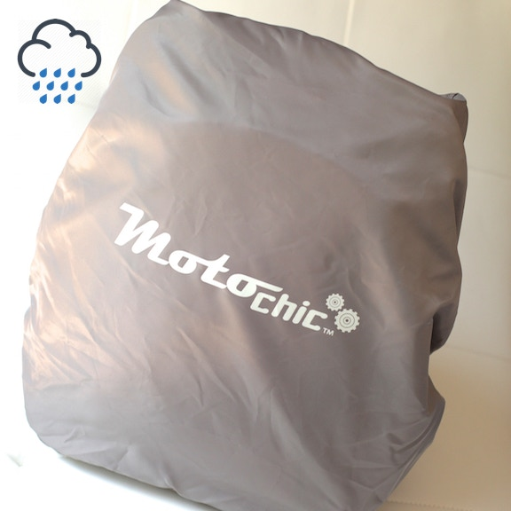 MotoChic Backpack Cover