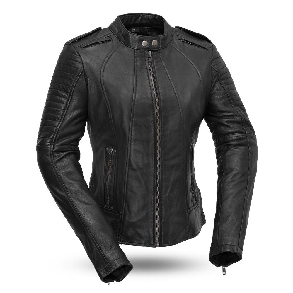 Trinity Women's Motorcycle Jacket