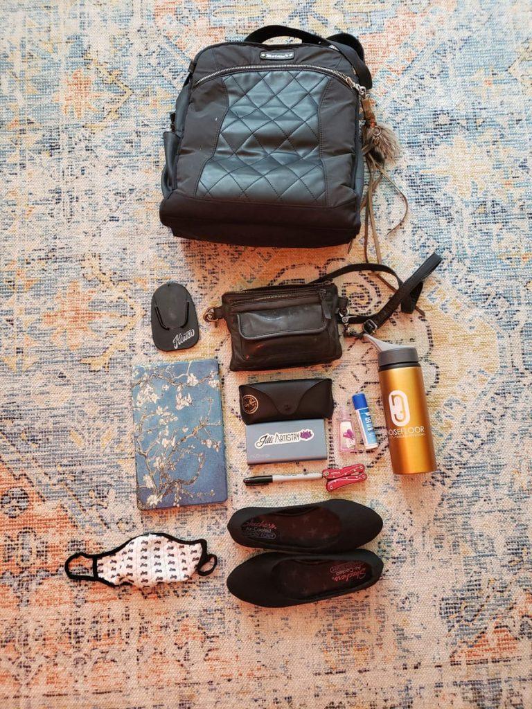 Jill Sandmire's gear